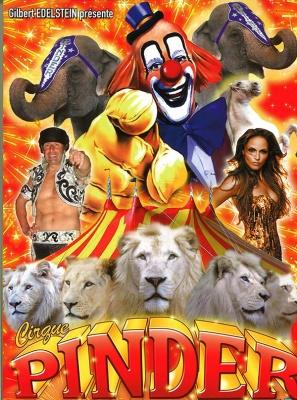 cirque avec les enfants Claudine