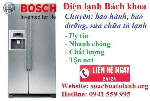 Trung tâm bảo hành tủ lạnh Bosch tại Hà Nội  - Ảnh 1