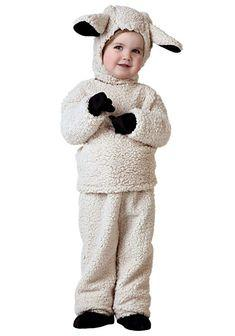 Amazon.com: Toddler Sheep Costume 4T Tan: Clothing