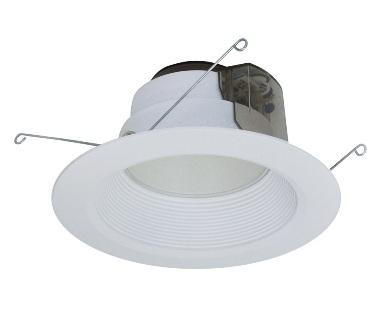 "Lithonia Lighting P Series 6"" LED Recessed Downlight"