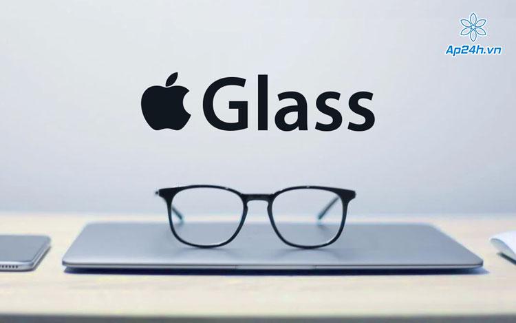 Kính mắt Apple với kiểu dáng nhỏ gọn