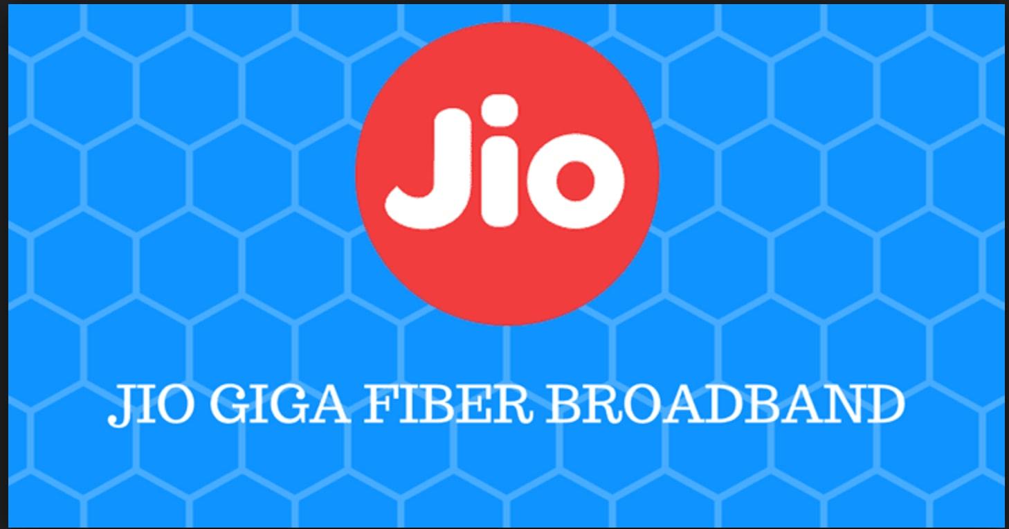 Jio Giga Fiber Broadband Apply Online
