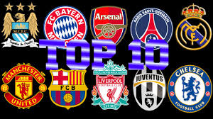 Image result for top 10 soccer teams