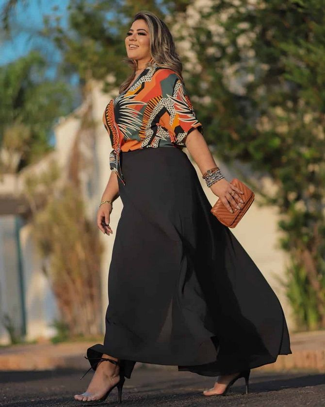 Plus-size fashion: best ideas for trendy outfits 2020 27