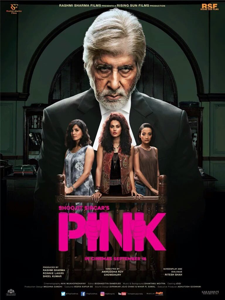 Image result for pink movie poster hd