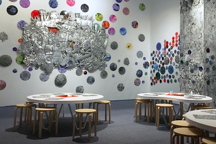 Children's Art Space - Floating Garden
