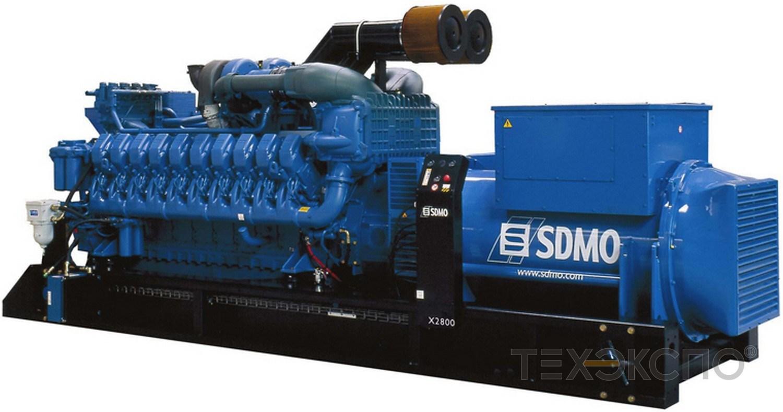 ДЭС Kohler-SDMO X3100