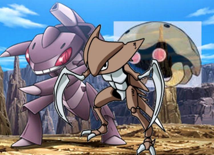 Pokemon biến hình