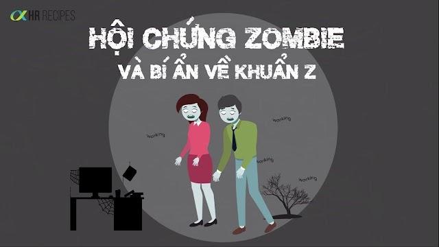 Virus Corona và Zombie công sở