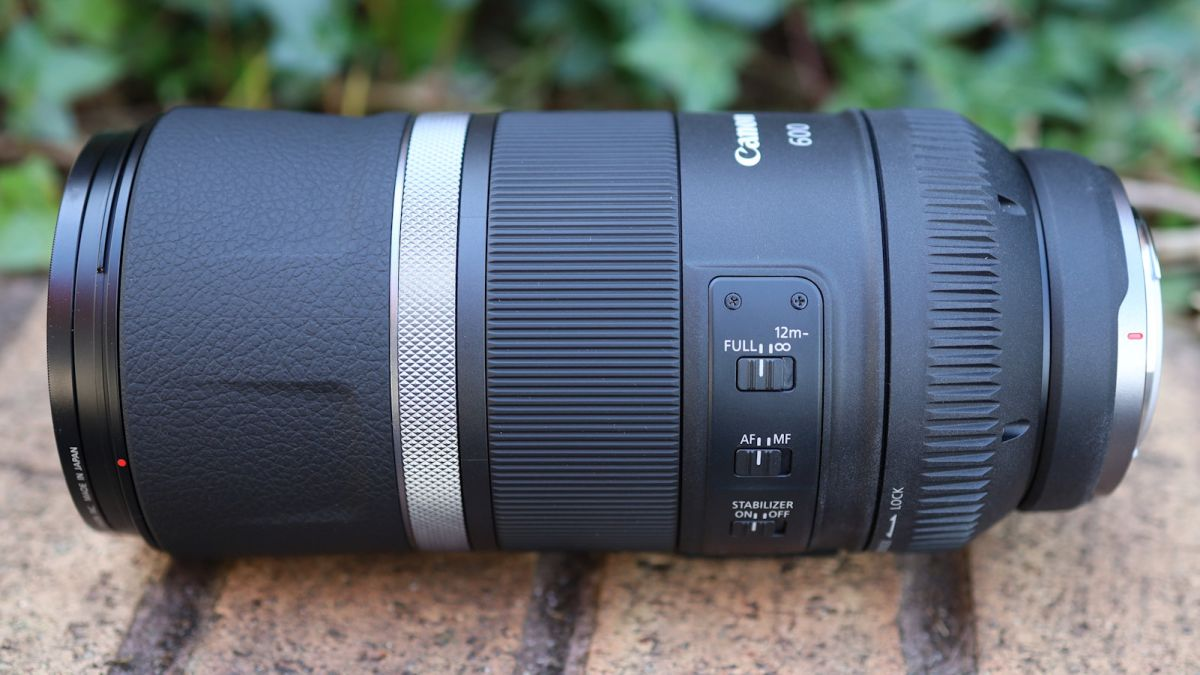 Canon RF 600mm f/11 IS STM review | Digital Camera World