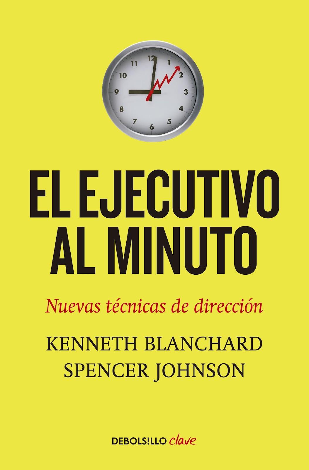 Mejores libros de liderazgo: El ejecutivo al minuto