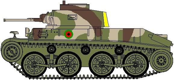 Afghánská verze tanku LT-35.jpg