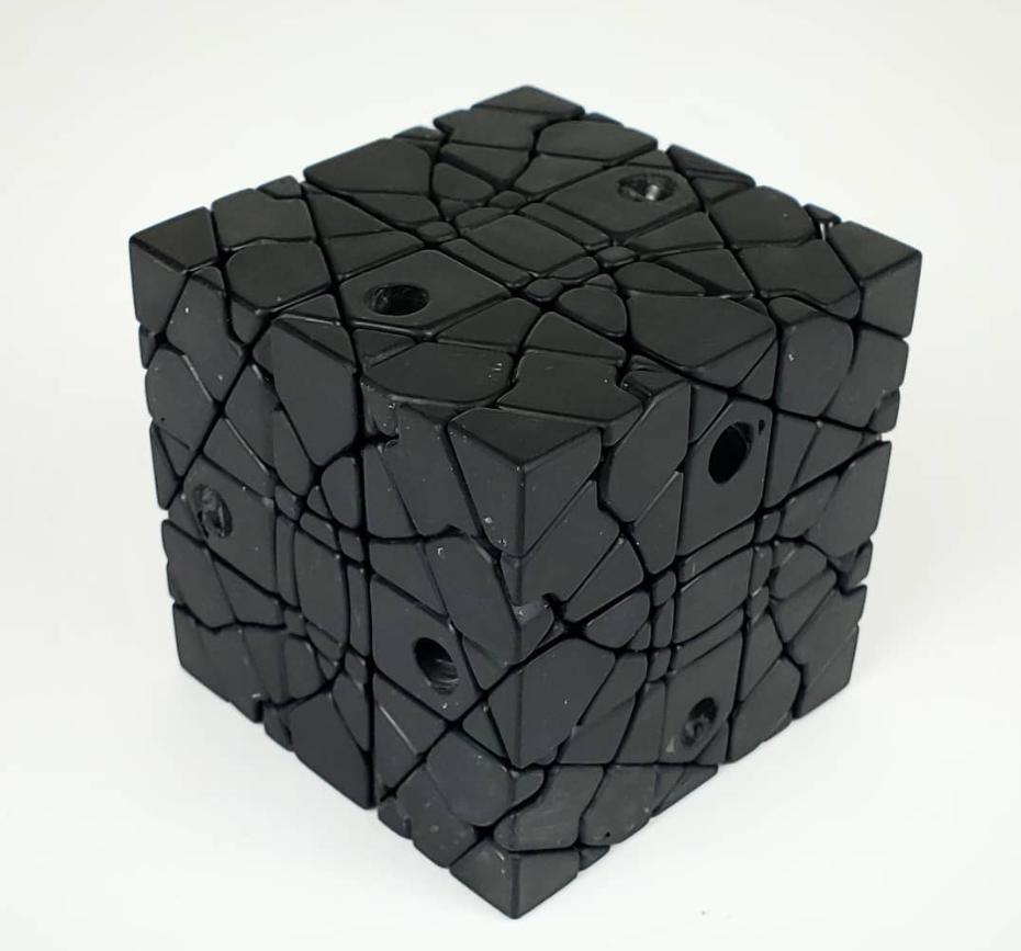 Cube Giga Hexaminx mod