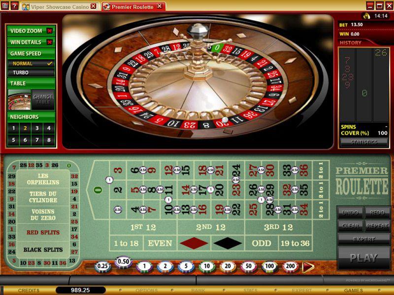 Cách chơi Roulette rất rễ.