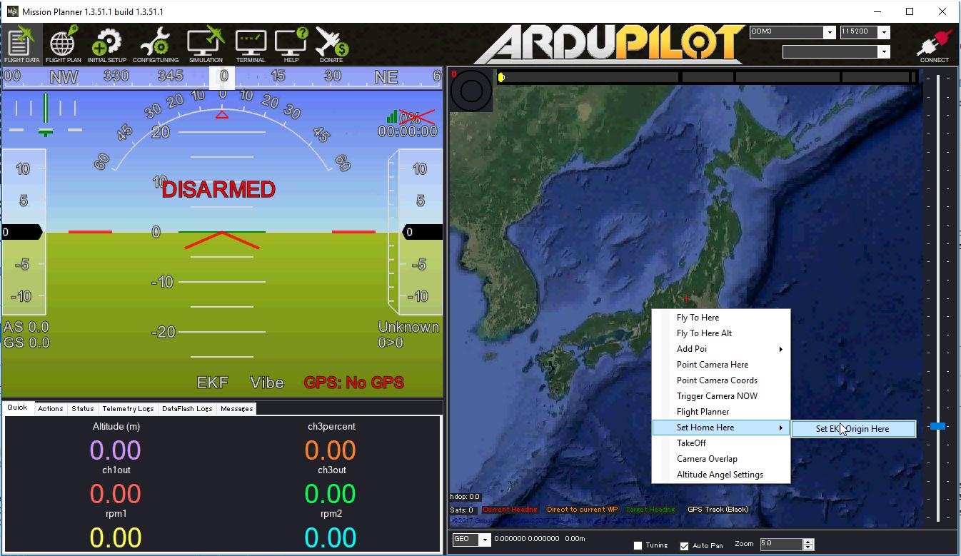 Indoor non-GPS flight using AprilTags (ROS-based) - Google Summer of