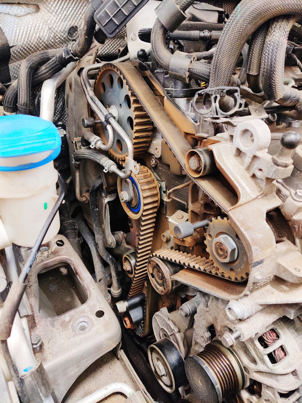 Is It Time For A Timing Belt Replacement?