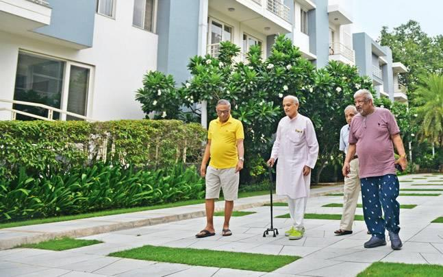 The very high cost of living in old-age homes - Lifestyle News