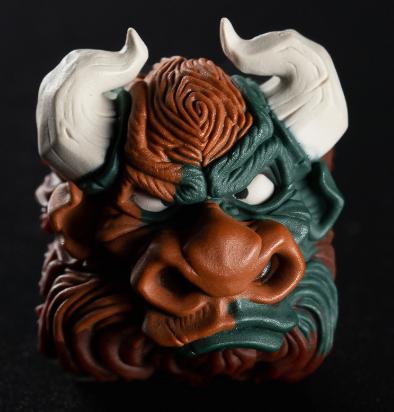 Artkey - Dual Beast Bull v2