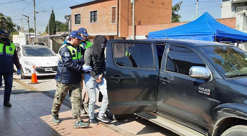 detenido caso cura Juarez 1