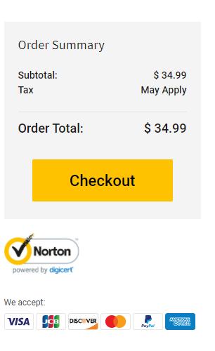 Norton VPN Checking Out