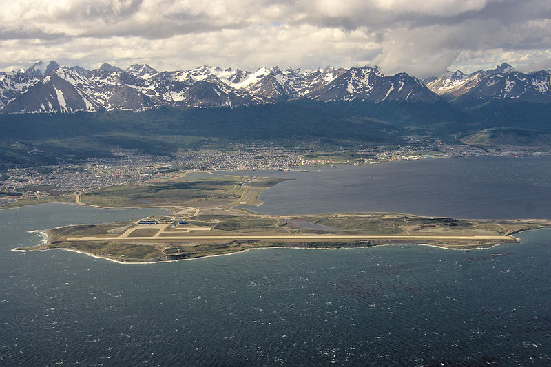 Como llegar a Ushuaia  - Aeropuerto Ushuaia