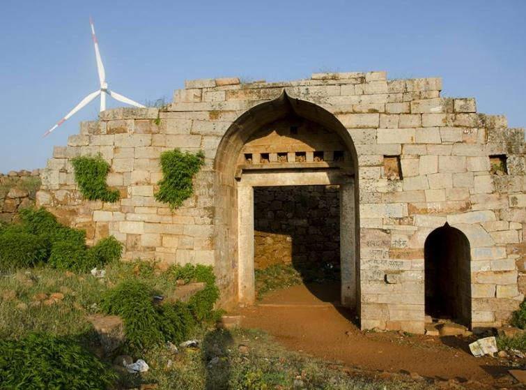Parasgad fort in Belgaum