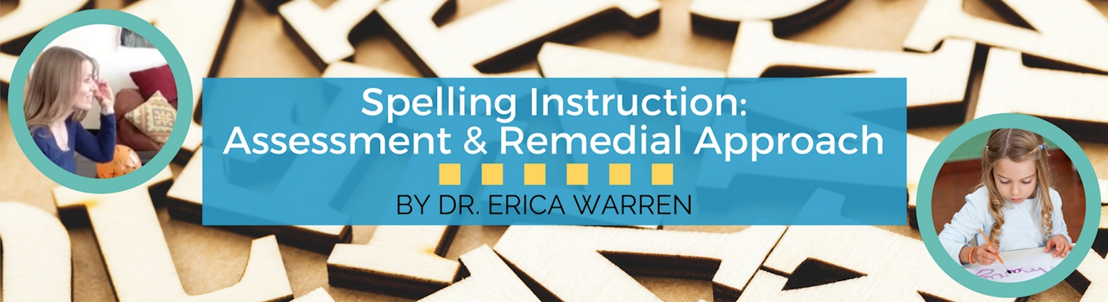 Spelling instruction course