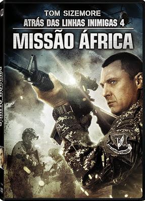 Filme Poster Atrás Das Linhas Inimigas 4 - Missão África DVDRip XviD Dual Audio & RMVB Dublado