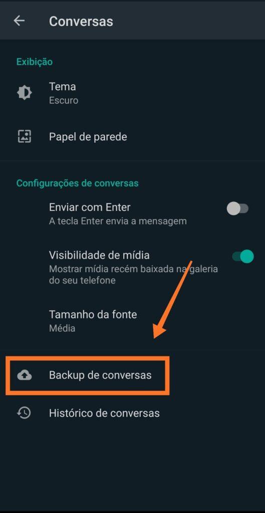 [2021] Descubra como mudar o WhatsApp para conta comercial no IPhone e Android. Tutorial com exemplos. 6