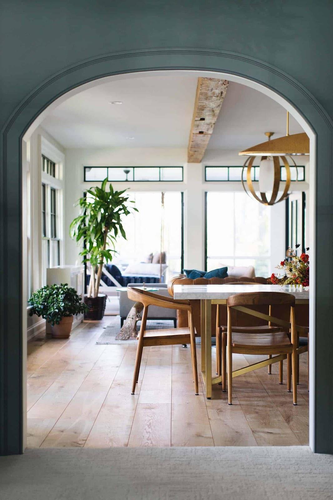 natural light in interior design