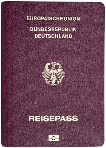 German passport holders