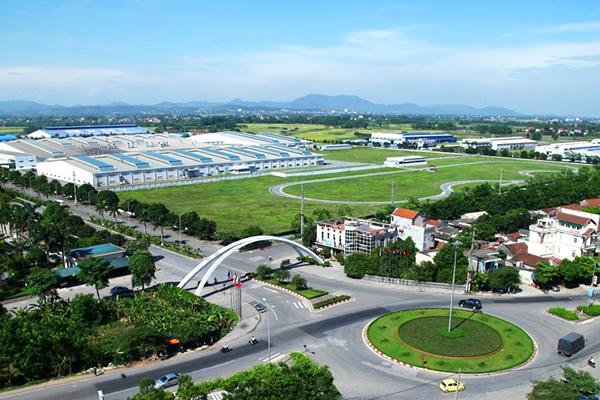 Khám phá khu công nghiệp Khai Quang Vĩnh Yên Vĩnh Phúc