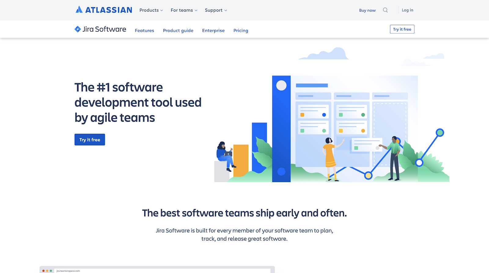 Jira - The Best project management software for Agile Development