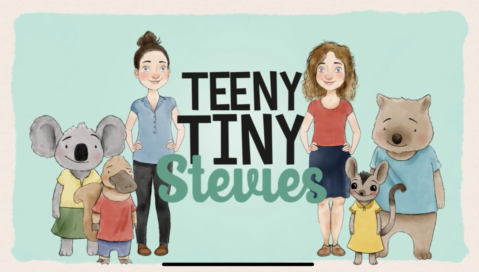 best educational kids shows abc iview teeny tiny stevies
