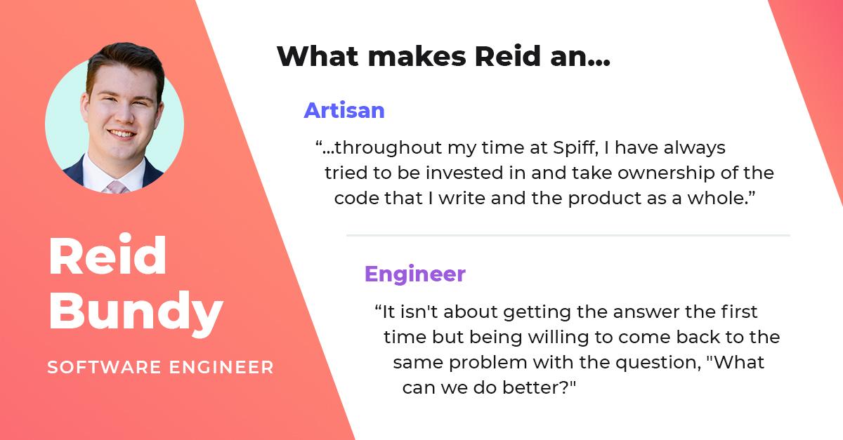 reid bundy software engineer