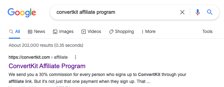 How to Find Affiliate Programs affiliate program