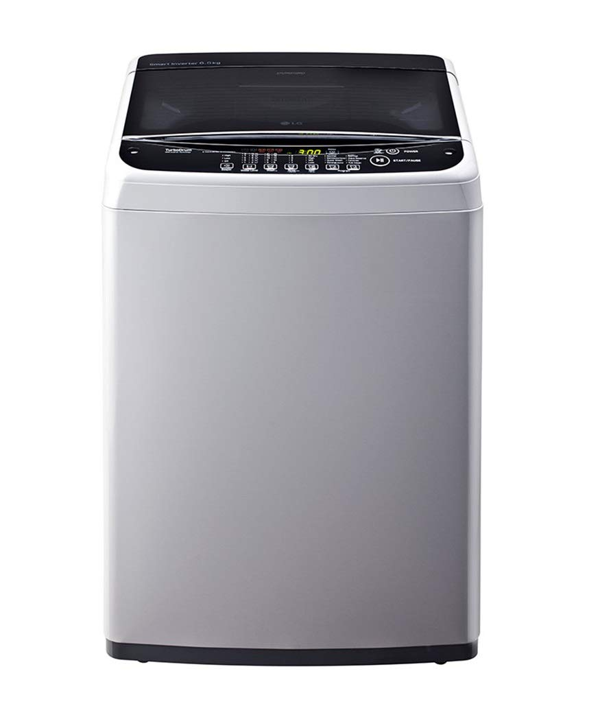 LG 6.5 kg T7581NDDLG.ASFPEIL Fully-Automatic Washing Machine