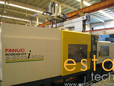 Fanuc Roboshoshot S2000i300A (2004) All Electric Plastic Injection Moulding Machine