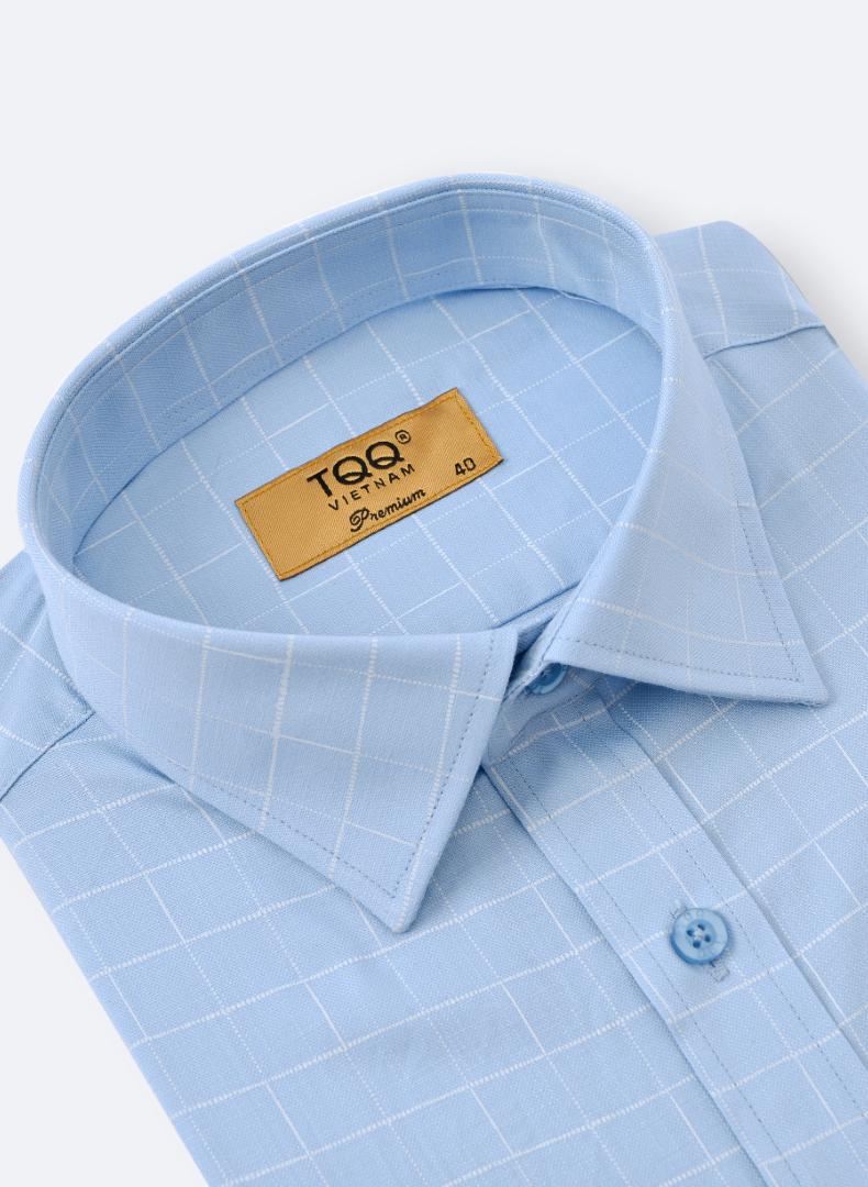 Chất liệu cotton cao cấp cùng những đường may tỉ mỉ giúp áo bền đẹp theo thời gian