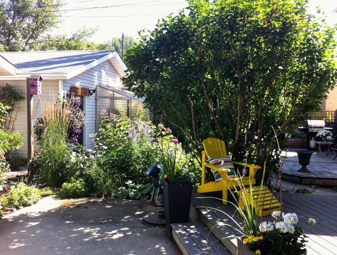 How To Turn Your Garden Into An Art Park