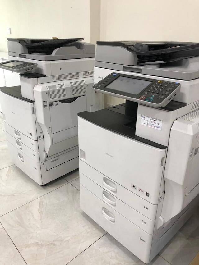 Linh Dương hỗ trợ lắp đặt máy photocopy RICOH hiệu quả