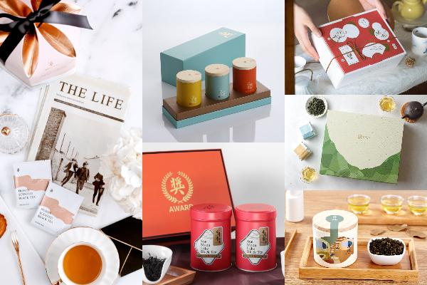 2021 過年禮盒 茶葉禮盒推薦 紅茶禮盒 烏龍茶禮盒 送長輩禮物 送禮 企業送禮