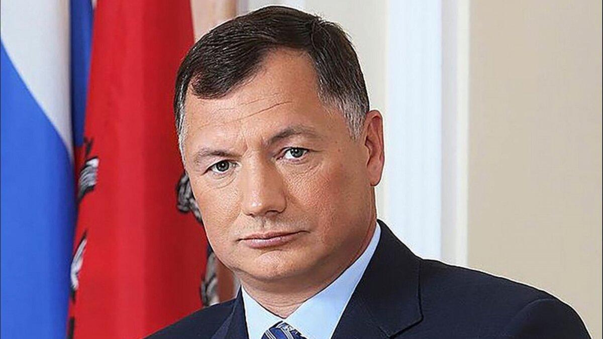 Вице-преьмер Марат Хуснуллин