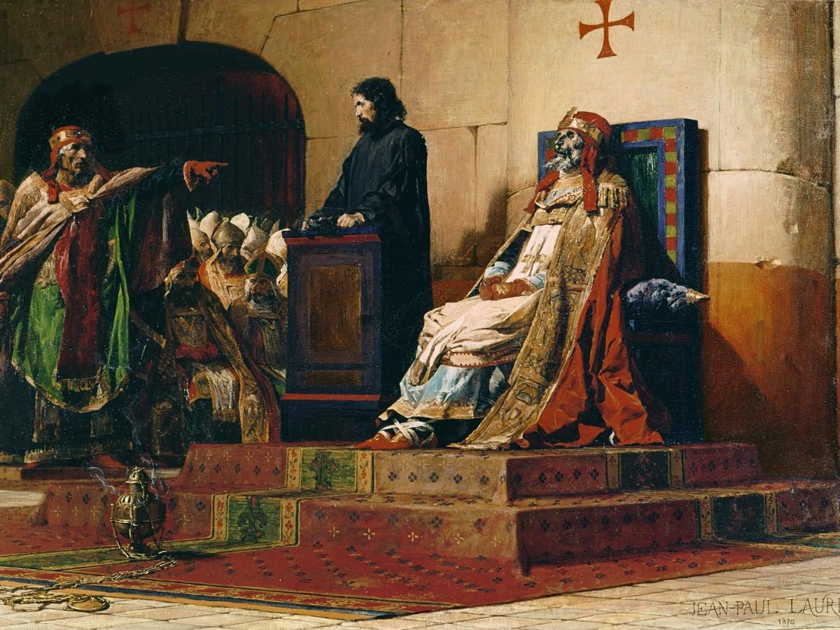 10 Grisly Papal Deaths - HISTORY