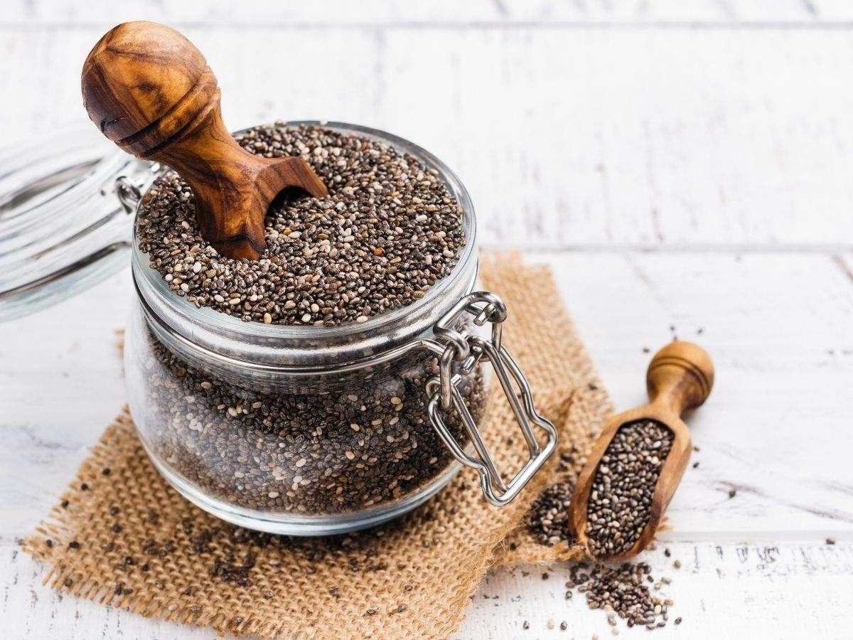 chia seeds for balanced diet