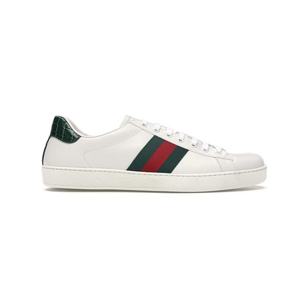 Đơn giản và sang trọng chính là nét thu hút của đôi giày Gucci nữ