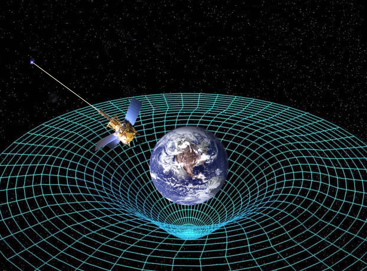 Как идет время в космосе?