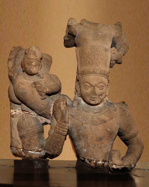 File:Chaturvuyha Sankarshan Vasudeva 2nd century CE, Mathura Museum.jpg -  Wikimedia Commons