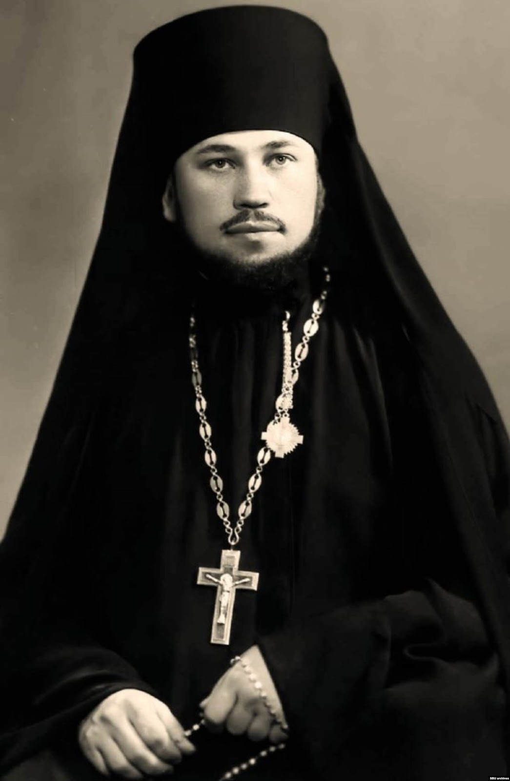 Владимир (Виктор Сабодан) в молодости